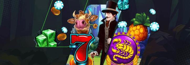unibet kasiino mighty mini games kampaania