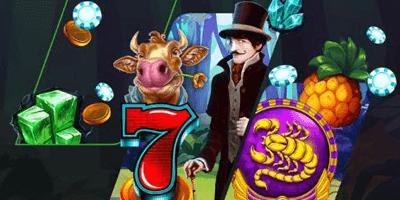 unibet kasiino mighty mini games
