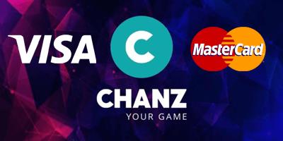 chanz kasiino visa mastercard sissemakse uudised