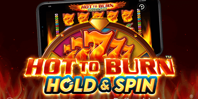 hot to burn hold spin slot