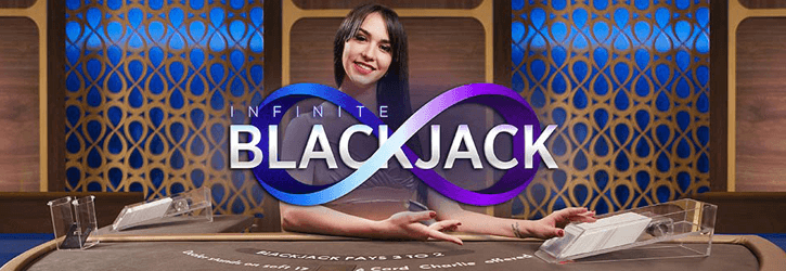 infinite blackjack game evolution