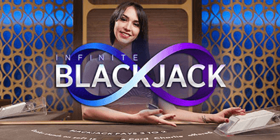 infinite blackjack game