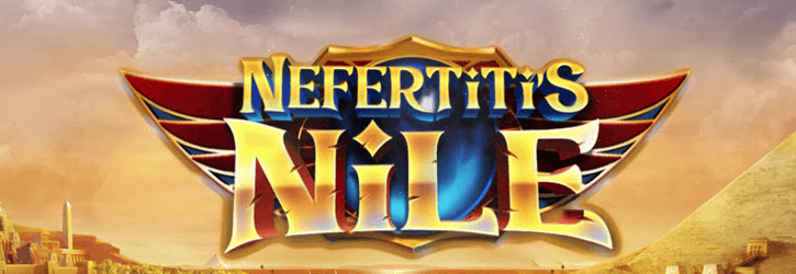 nefertitis nile slot gameart