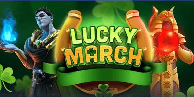 ninja kasiino lucky march