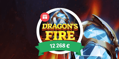 paf kasiino dragons fire