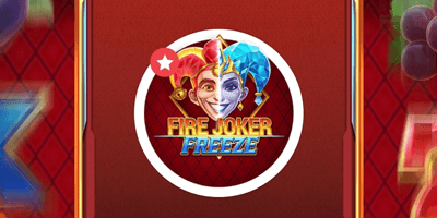 paf kasiino fire joker freeze