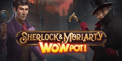 sherlock and moriarty wowpot slot
