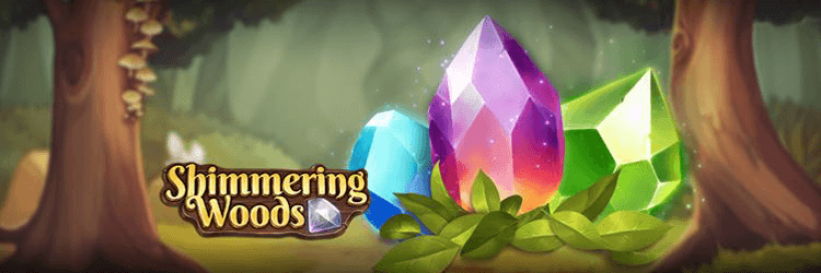 shimmering woods slot playngo