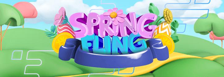 boost kasiino spring fling kampaania
