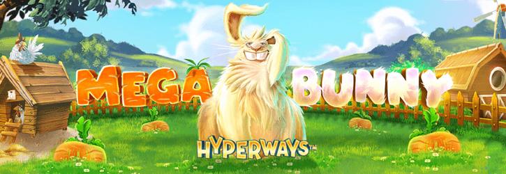 mega bunny hyperways slot gameart