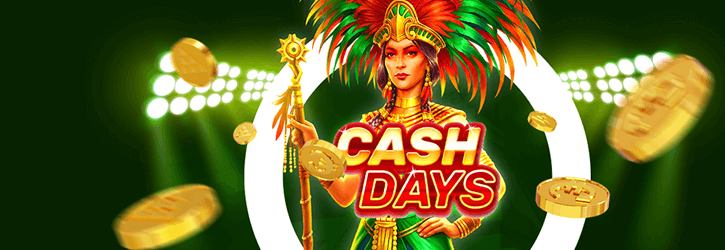 optibet kasiino cash days playson kampaania