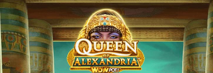 paf kasiino queen of alexandria kampaania