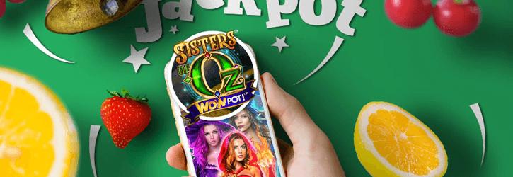 paf kasiino sisters jackpot uudised
