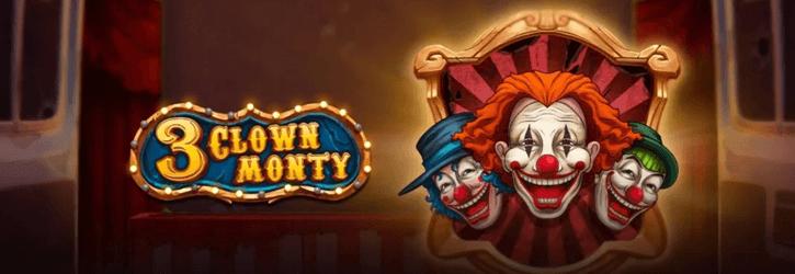 3 clown monty slot playngo