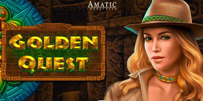 golden quest slot