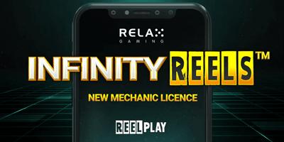 infinity reels mechanics