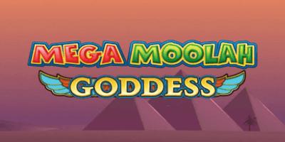 mega moolah goddess slot