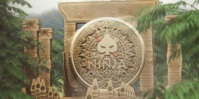 ninja kasiino aztec gold turniir