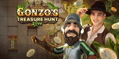 ninja kasiino gonzo treasure hunt