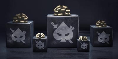ninja kasiino mustiline auhinnasadu mai