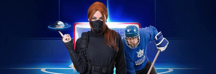 ninja sports mai tervitus pakkumine kampaania