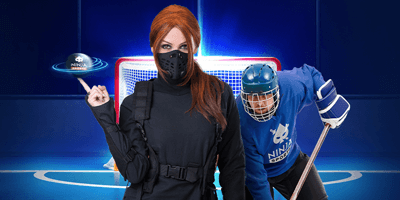 ninja sports mai tervitus pakkumine