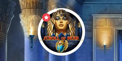 paf kasiino scroll of dead