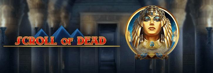 scroll of dead slot playngo