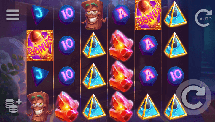 miss wildfire slot screen