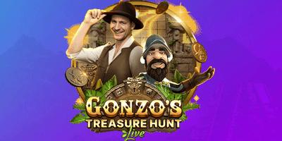 supercasino gonzo treasure hunt