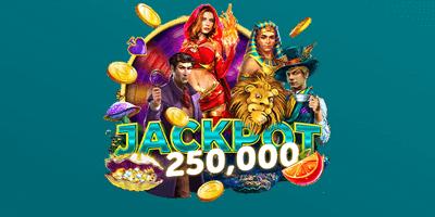 supercasino jackpot party