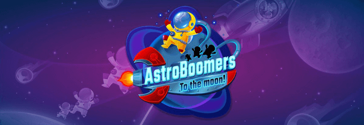 astroboomers to the moon funfair