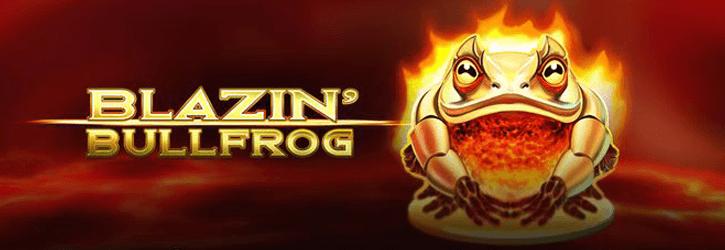 blazin bullfrog slot playngo