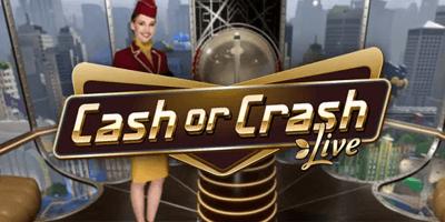 cash or crash live game