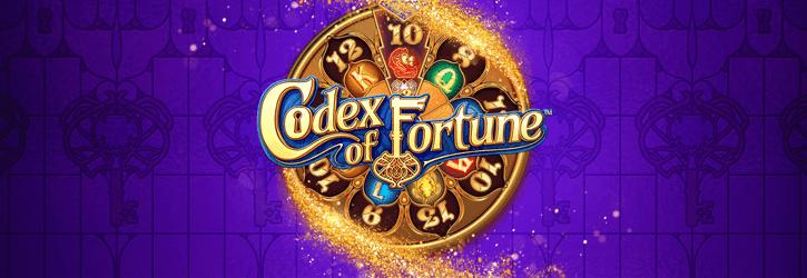 codex of fortune slot netent