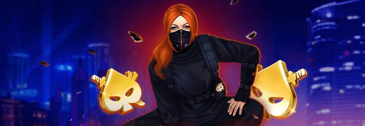 ninja kasiino mission kampaania