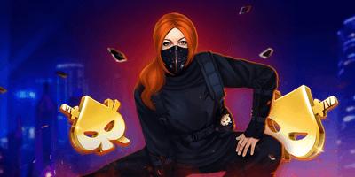 ninja kasiino mission