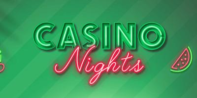 paf kasiino casino nights