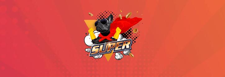 supercasino comic con kampaania