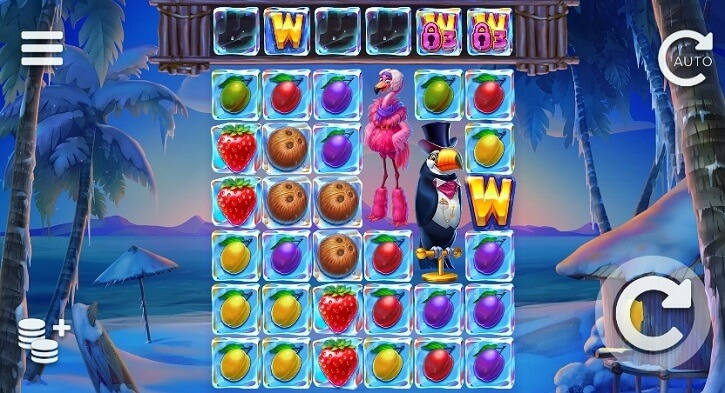 tropicool slot screen