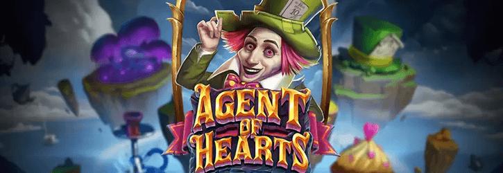agent of hearts slot playngo