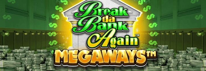 break da bank again megaways slot microgaming