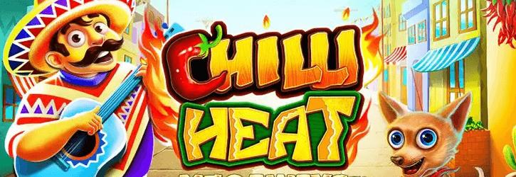 chilli heat megaways slot pragmatic