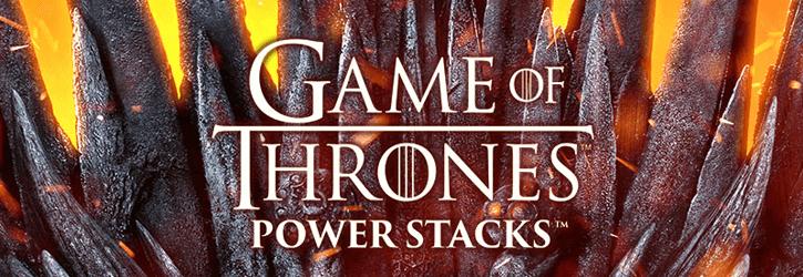 game of thrones powerstacks slot microgaming
