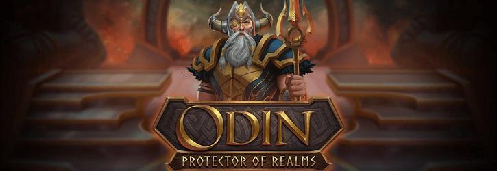 odin protector of realms slot playngo