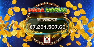 optibet kasiino mega moolah jackpot august2021
