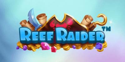 reef raider slot