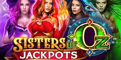 sisters of oz jackpot slot