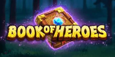 book of heroes slot