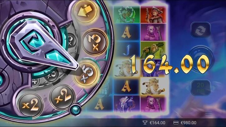 bountypop slot wheel